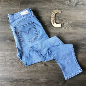 Levi's Demi Curve Modern Rise Skinny Jeans 2   *R9